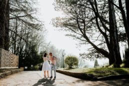 Maisie and Jack, Hatton Court, Gloucestershire 7