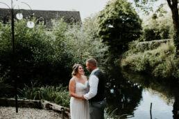 Jen and Shaun, Egypt Mill, Gloucestershire 7