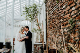 Amy and Rich, Coombe Lodge, Bristol 8