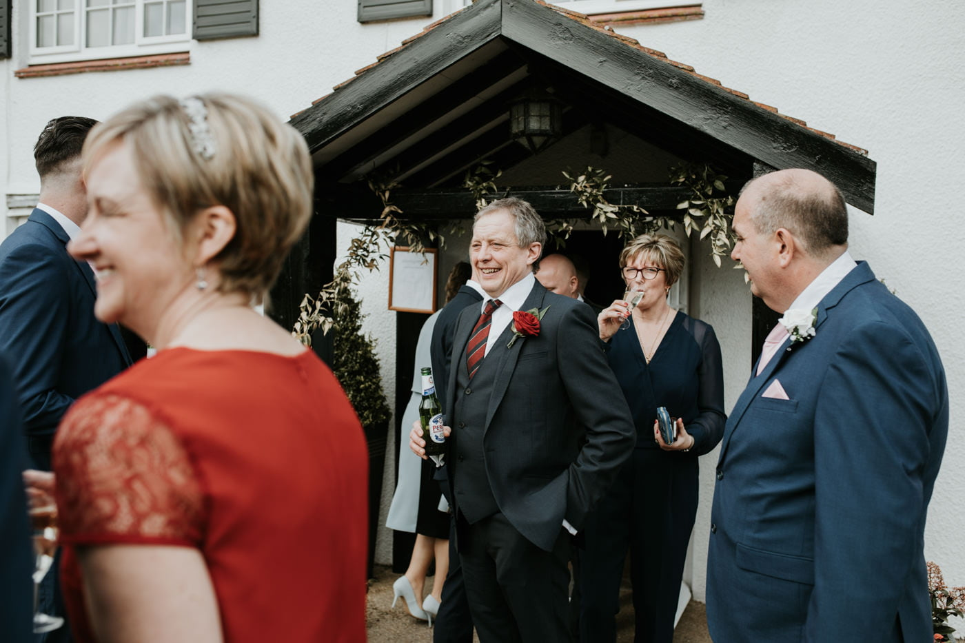 Matt and Aimee, The Batch Country House, Bristol 27