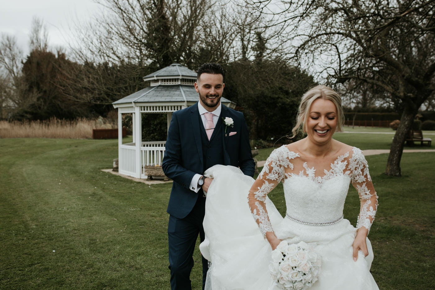 Matt and Aimee, The Batch Country House, Bristol 25