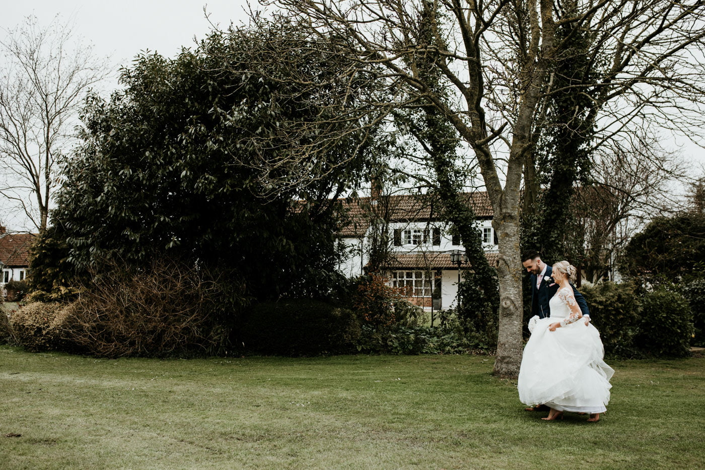 Matt and Aimee, The Batch Country House, Bristol 37