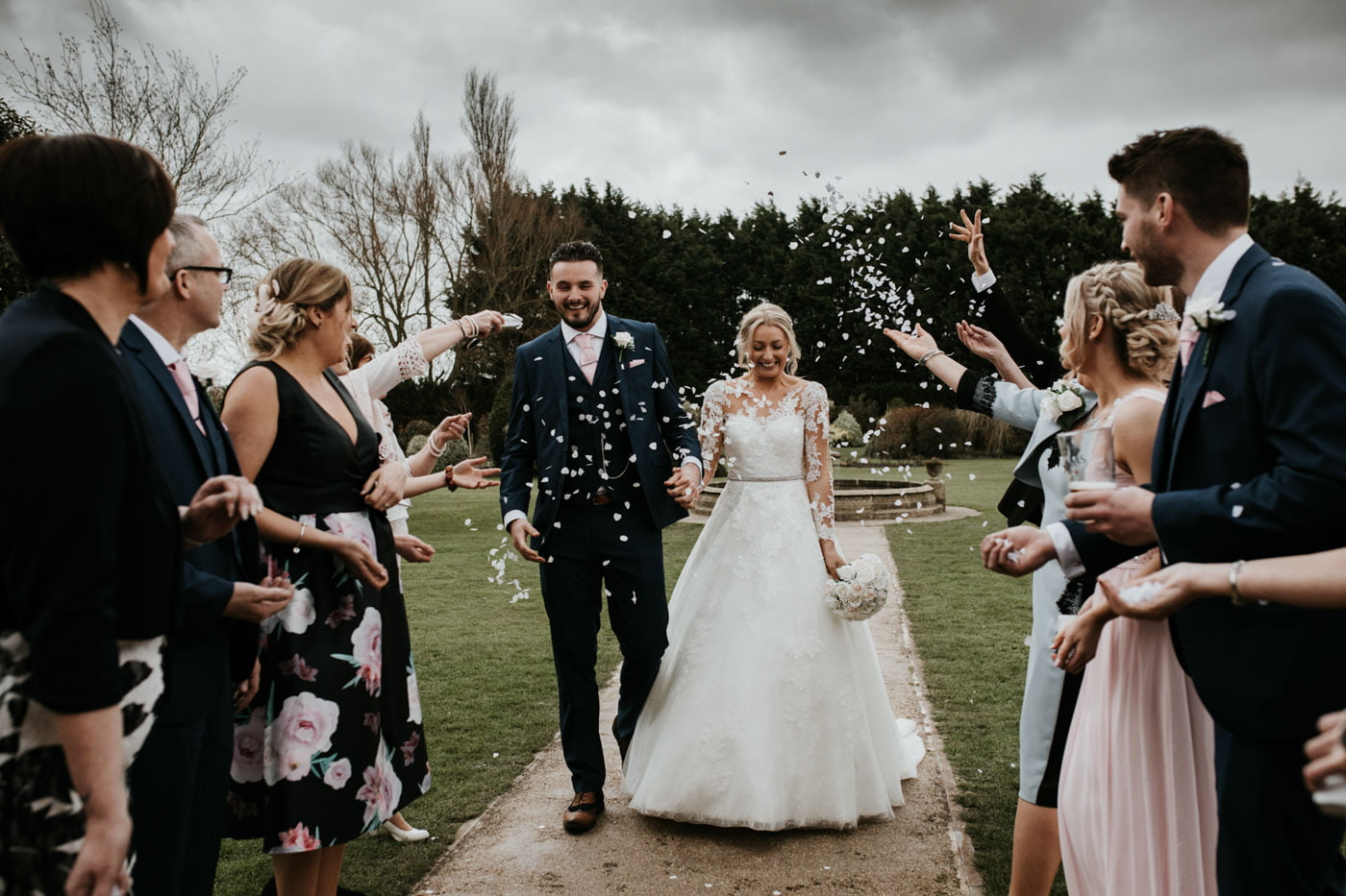 Matt and Aimee, The Batch Country House, Bristol 29