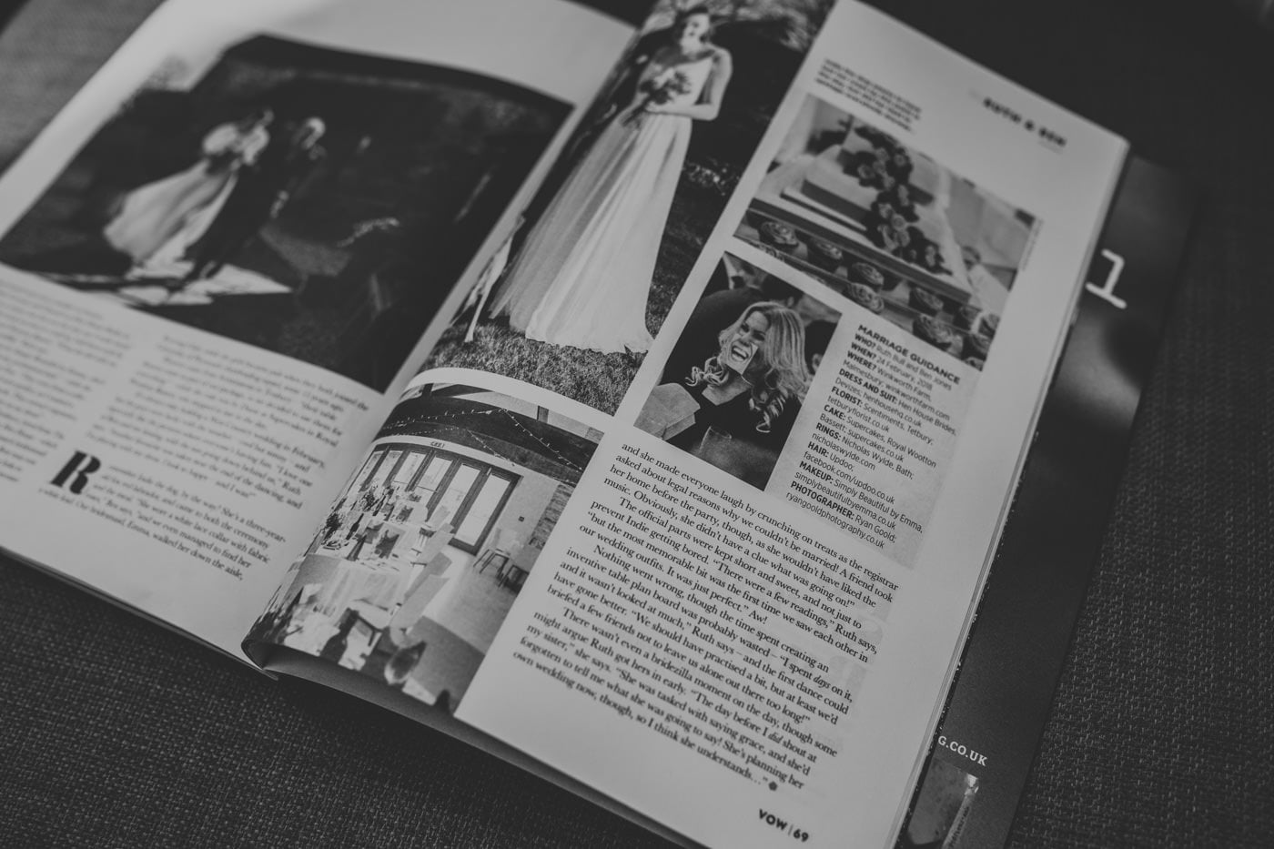 VOW magazine Issue 18 Feature 2
