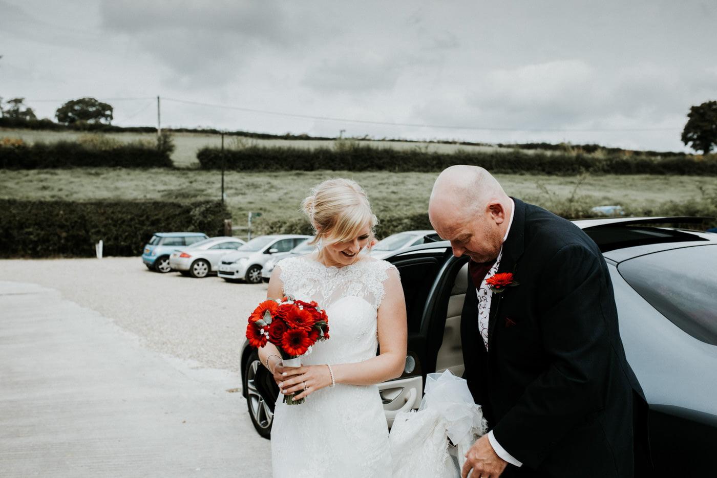 Emma and Micheal, Priston Mill, Bath 45