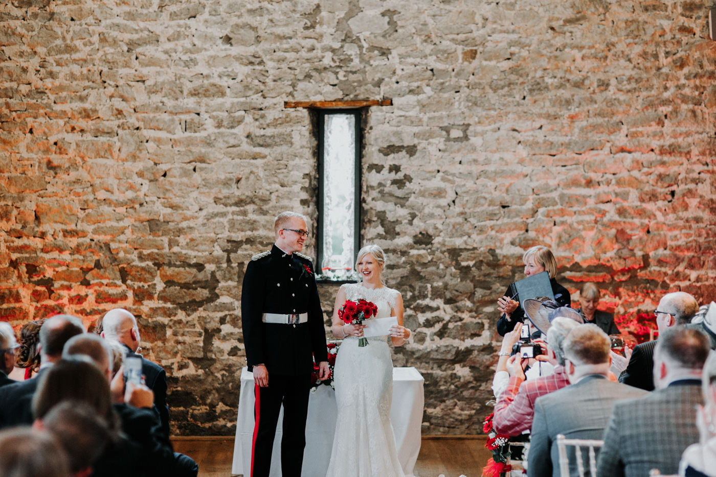 Emma and Micheal, Priston Mill, Bath 53