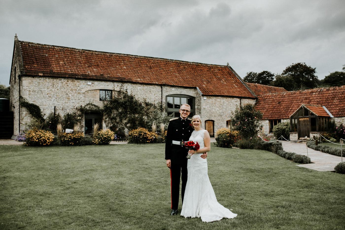 Emma and Micheal, Priston Mill, Bath 6