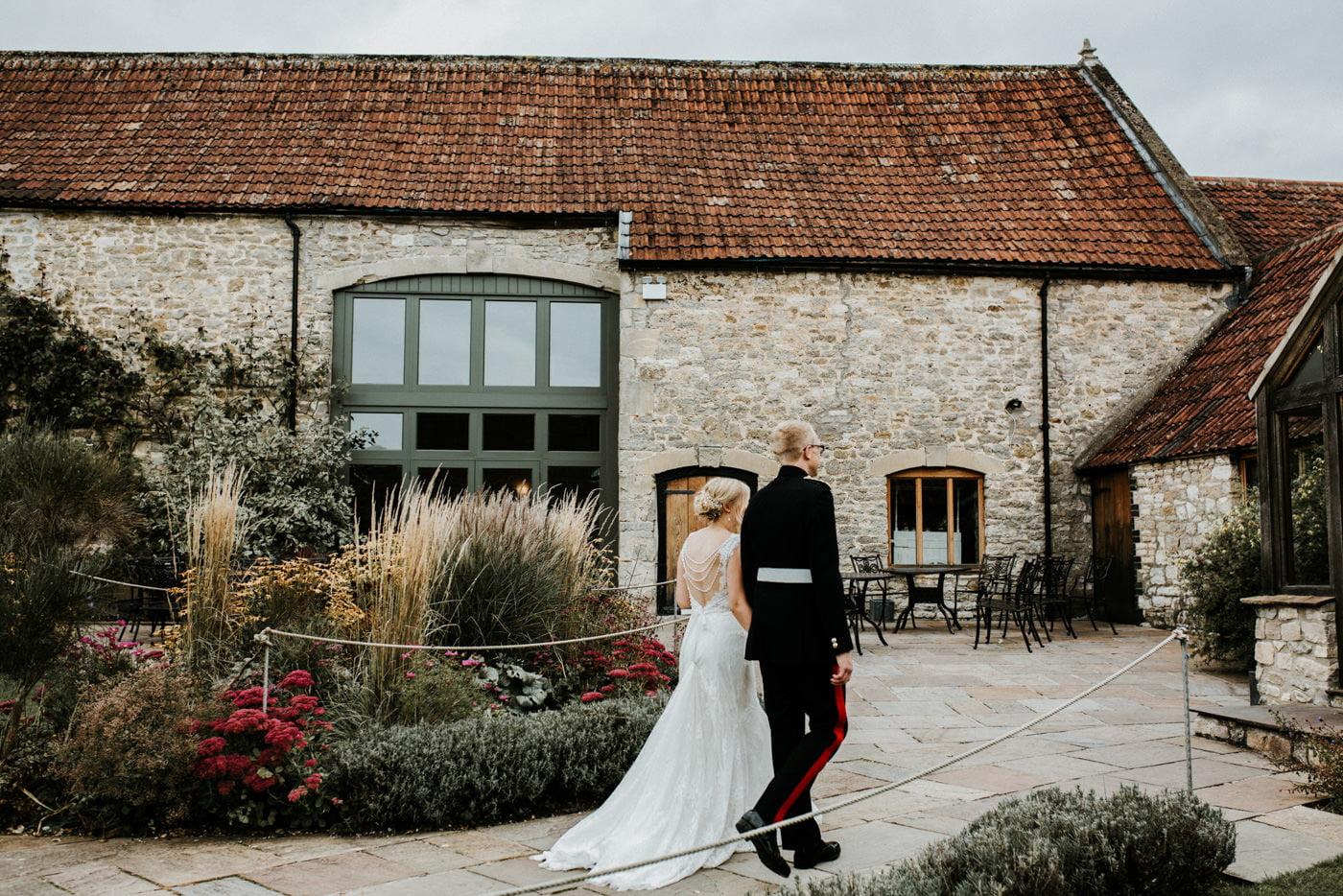 Emma and Micheal, Priston Mill, Bath 11