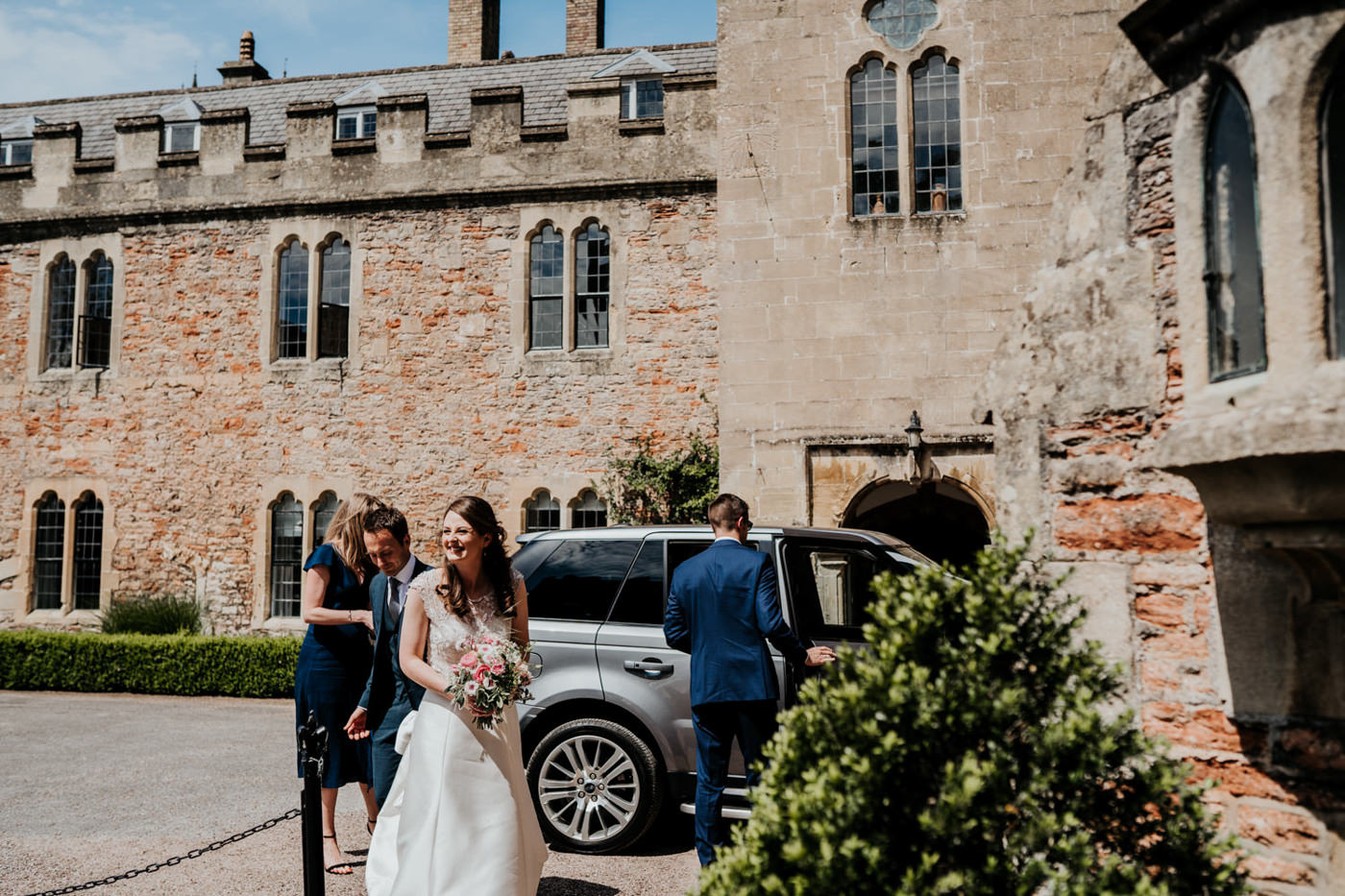 bishops palace wedding