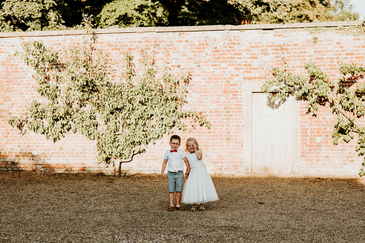 Annie and Jason, Charlton House, Somerset 9