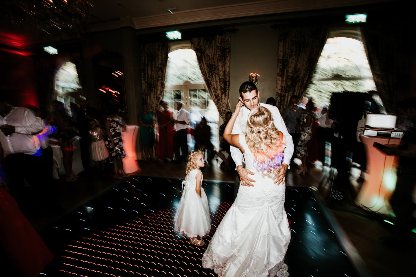 Annie and Jason, Charlton House, Somerset 100