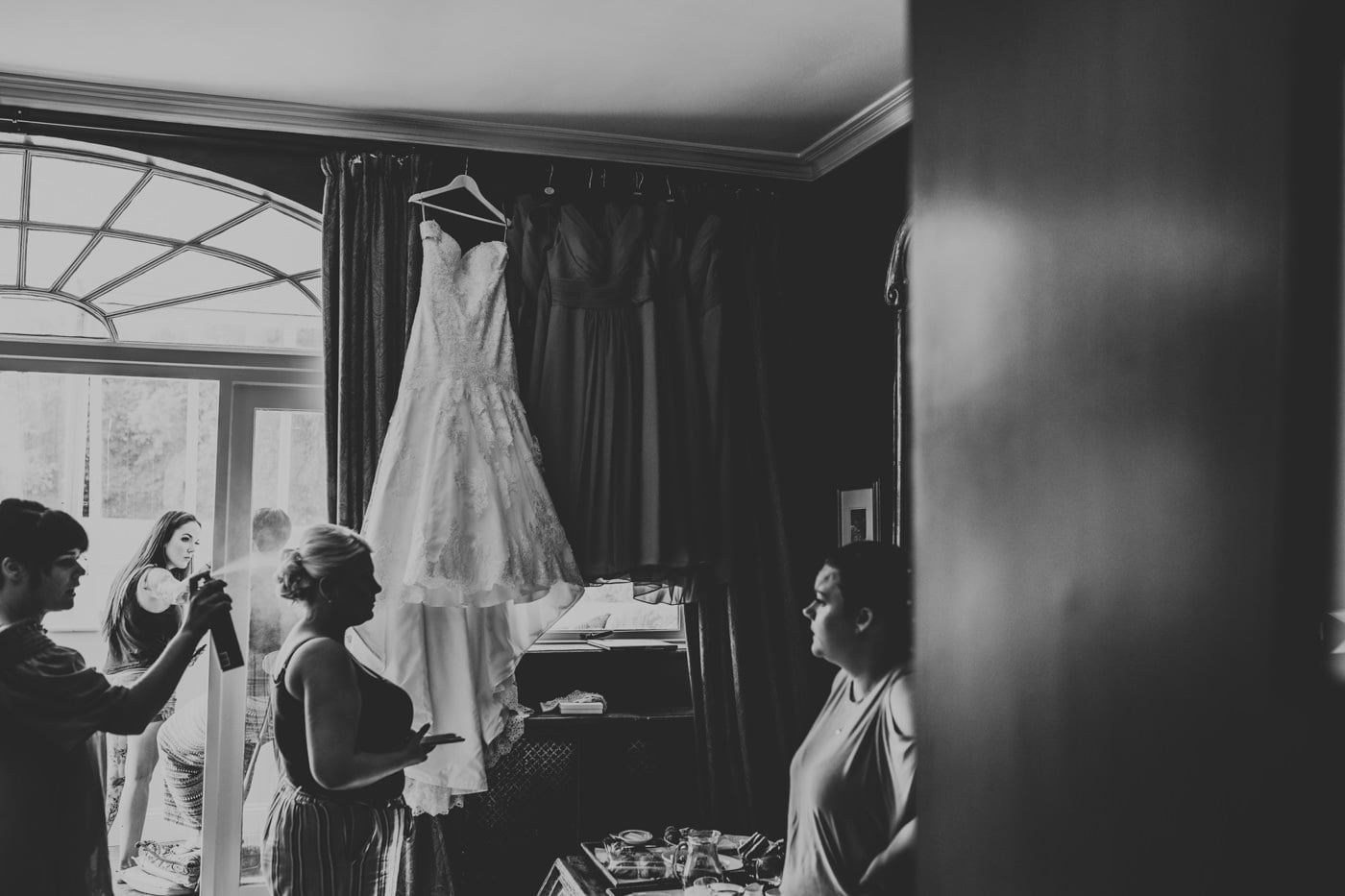 Annie and Jason, Charlton House, Somerset 36