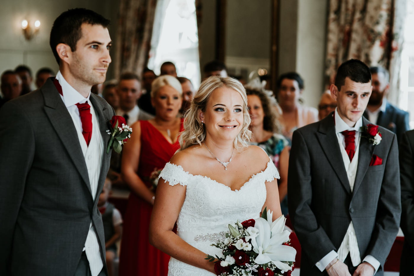 Annie and Jason, Charlton House, Somerset 6