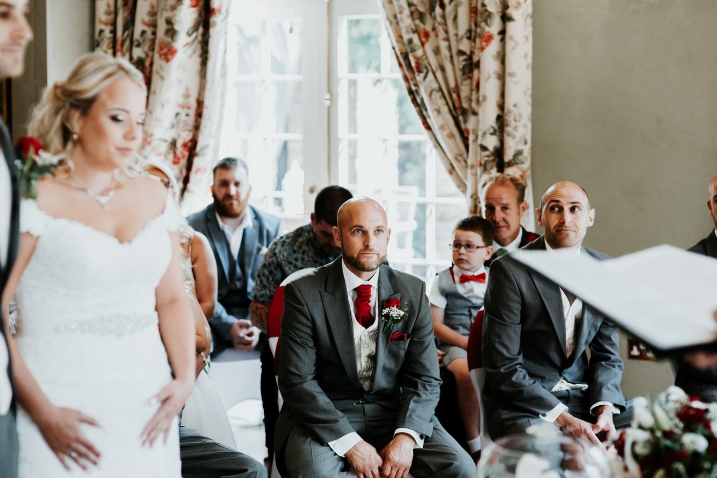 Annie and Jason, Charlton House, Somerset 27