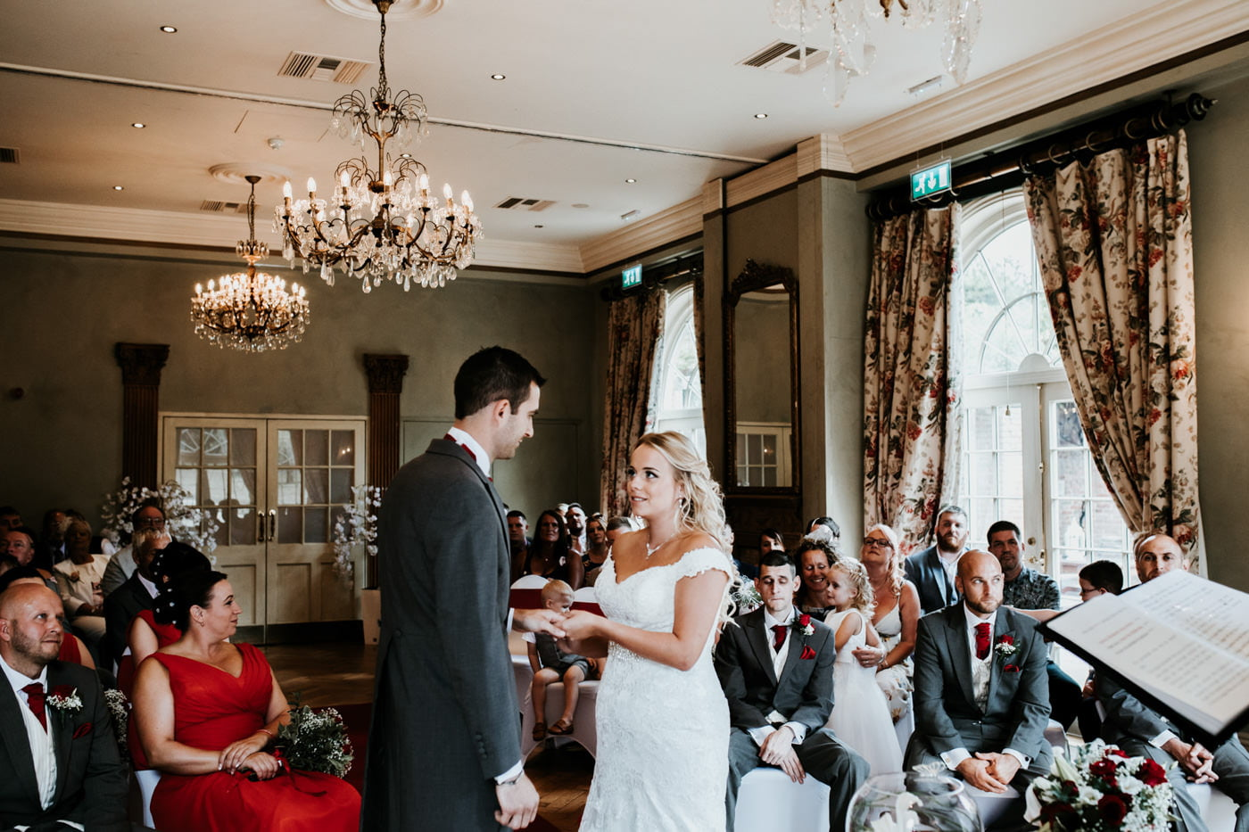Annie and Jason, Charlton House, Somerset 30