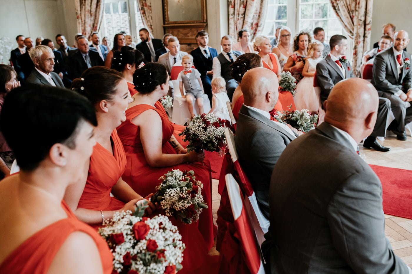Annie and Jason, Charlton House, Somerset 113