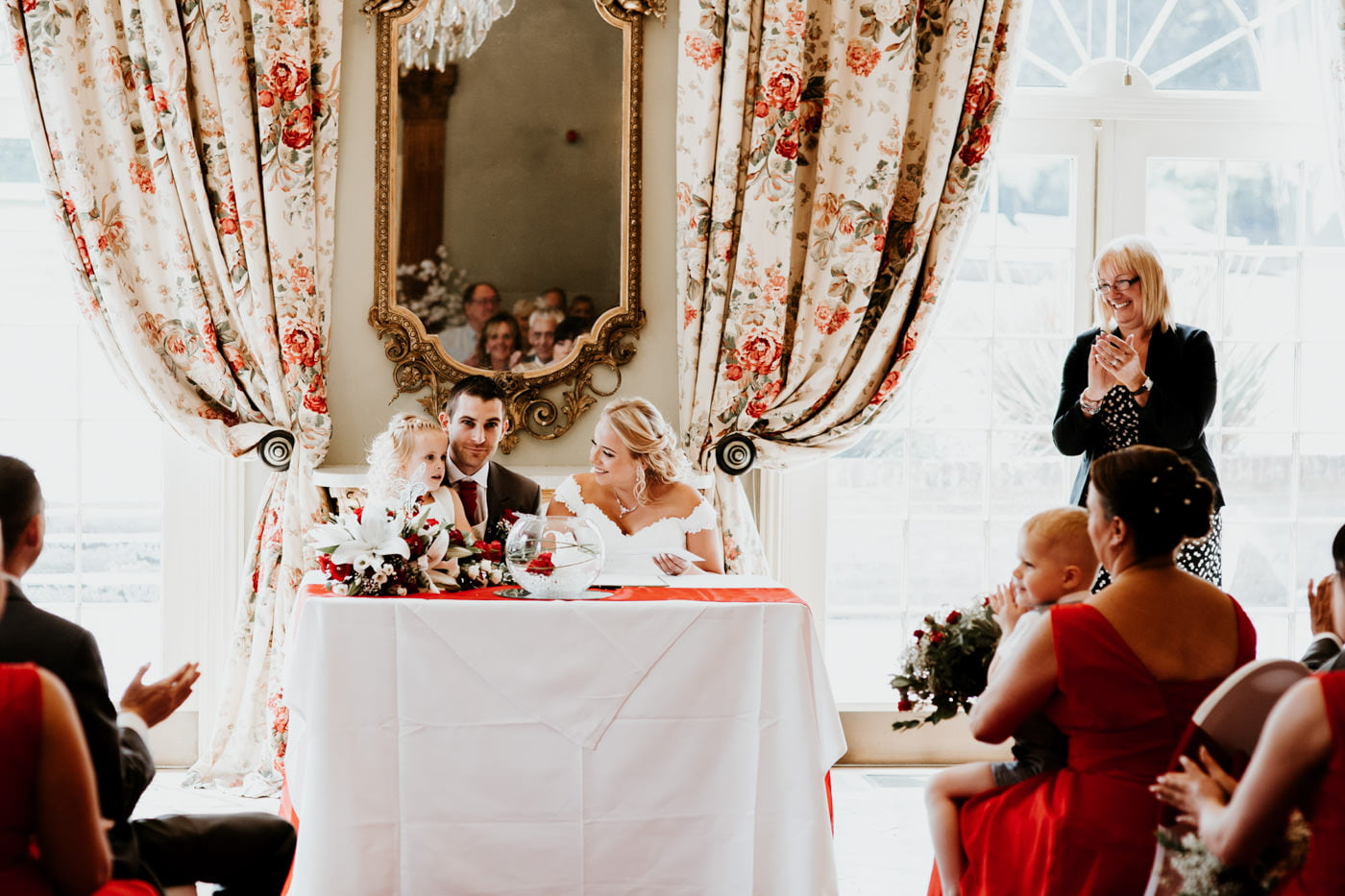 Annie and Jason, Charlton House, Somerset 18