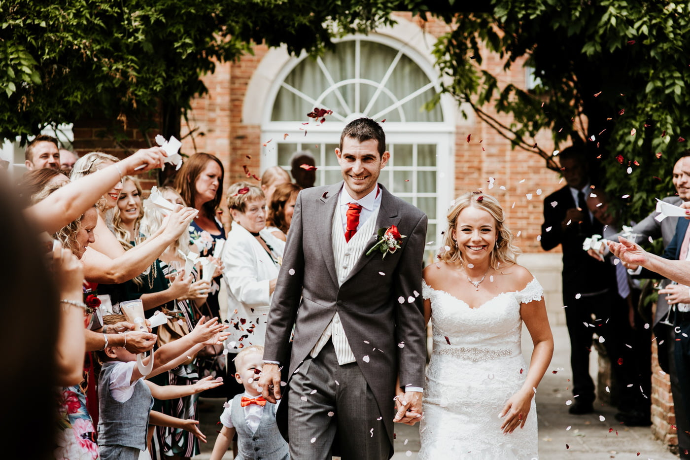 Annie and Jason, Charlton House, Somerset 5