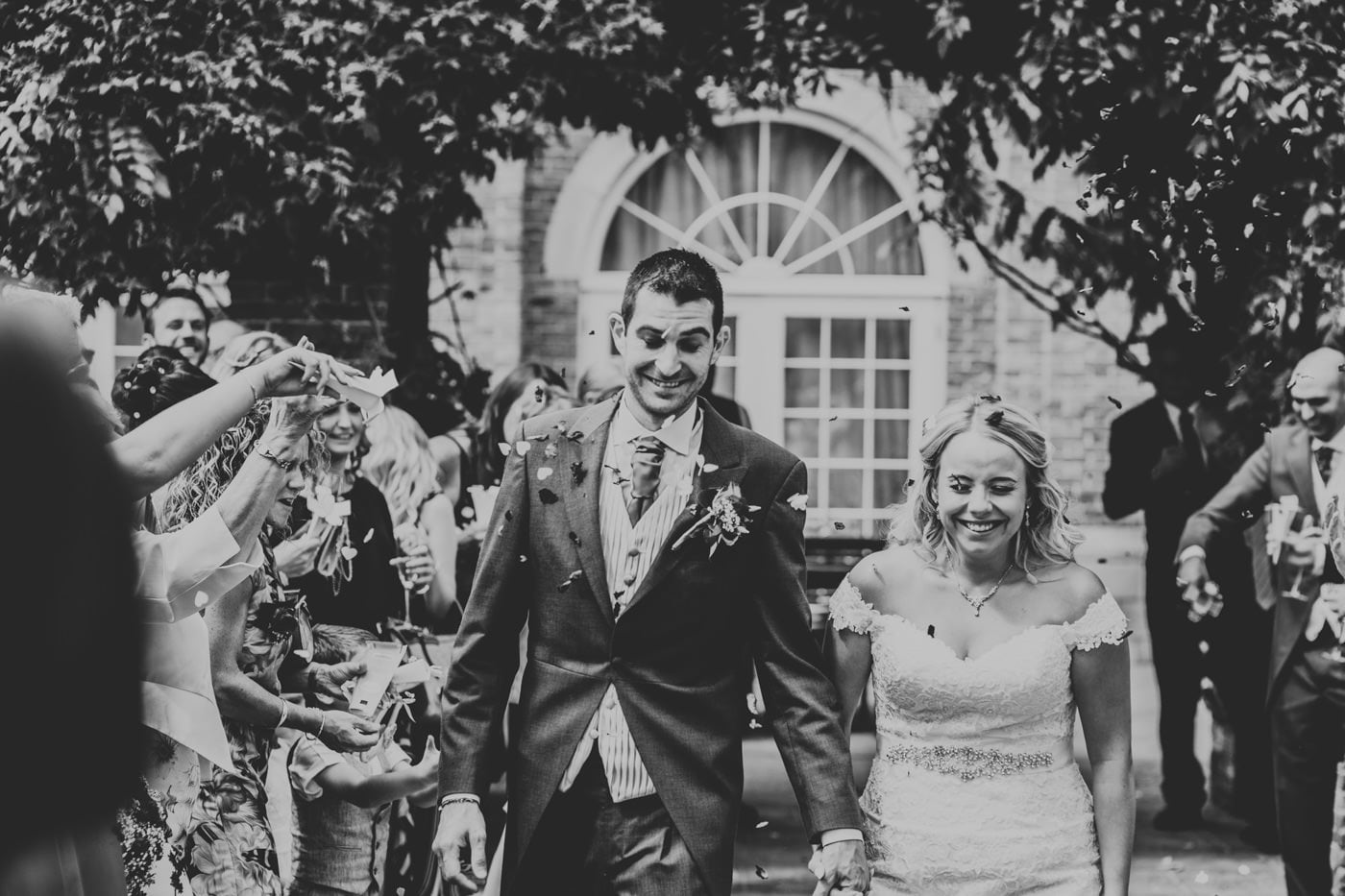 Annie and Jason, Charlton House, Somerset 1