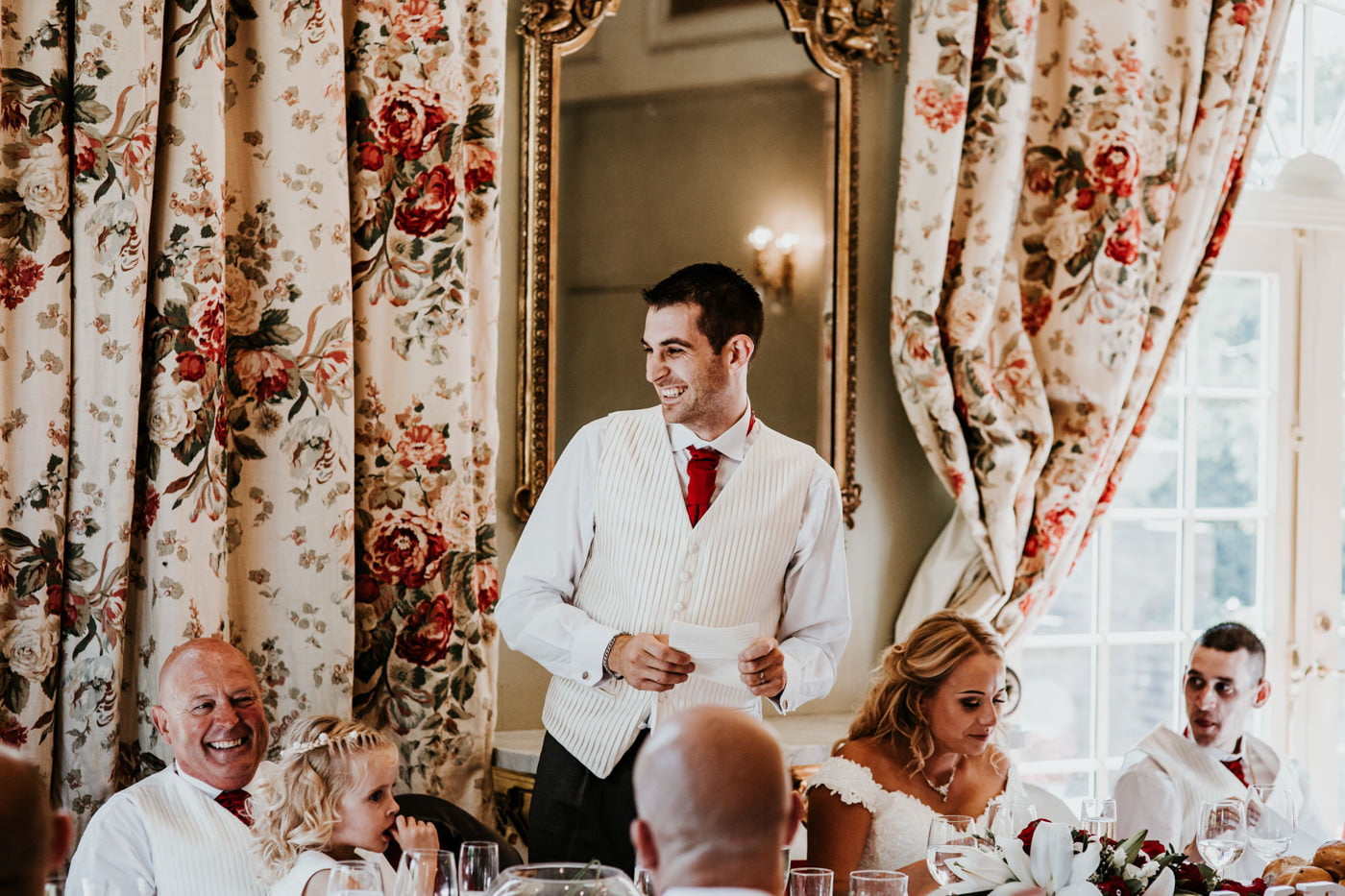 Annie and Jason, Charlton House, Somerset 10