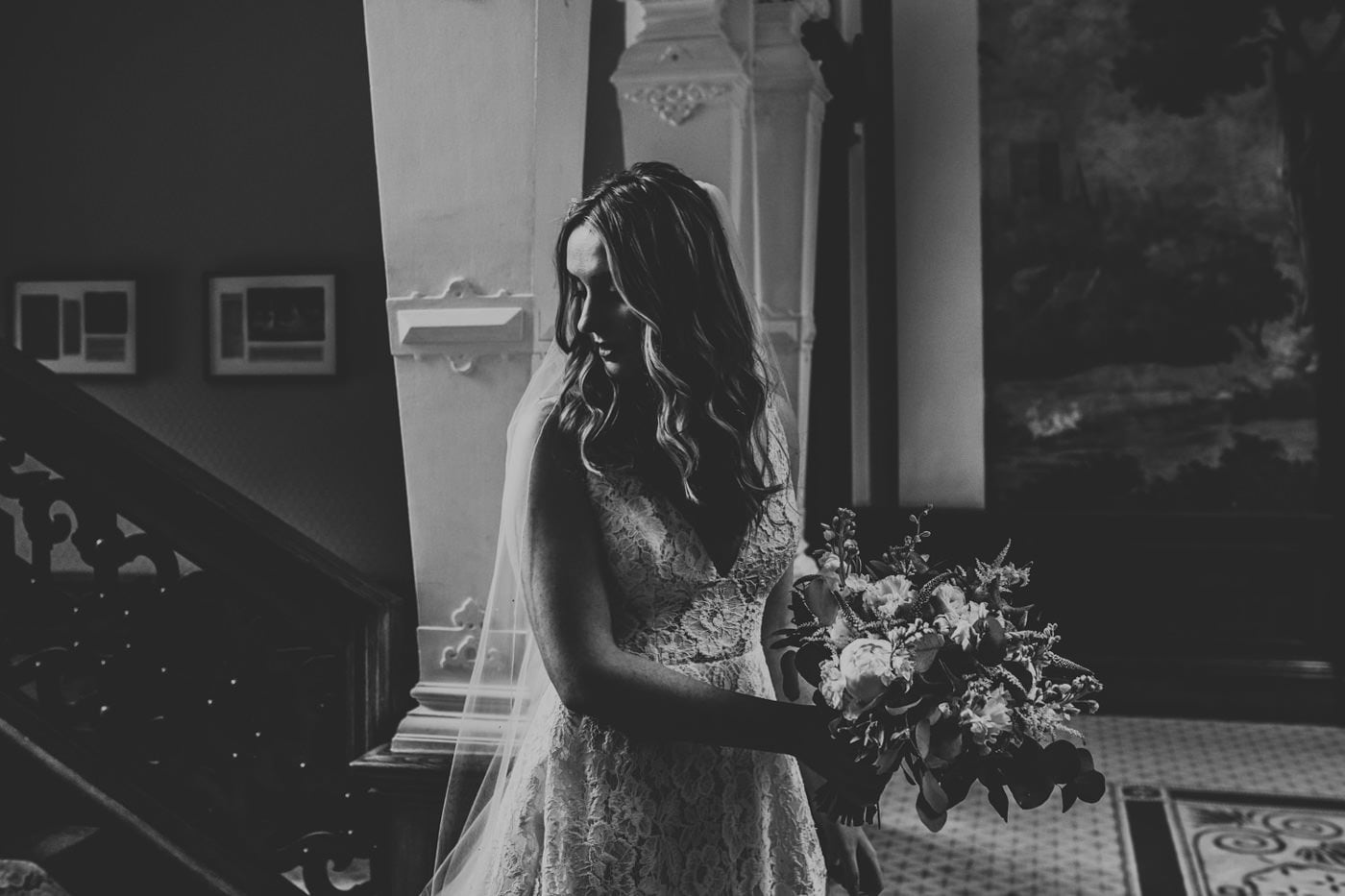 Sophie and Shayan, Clevedon Hall, Bristol 2