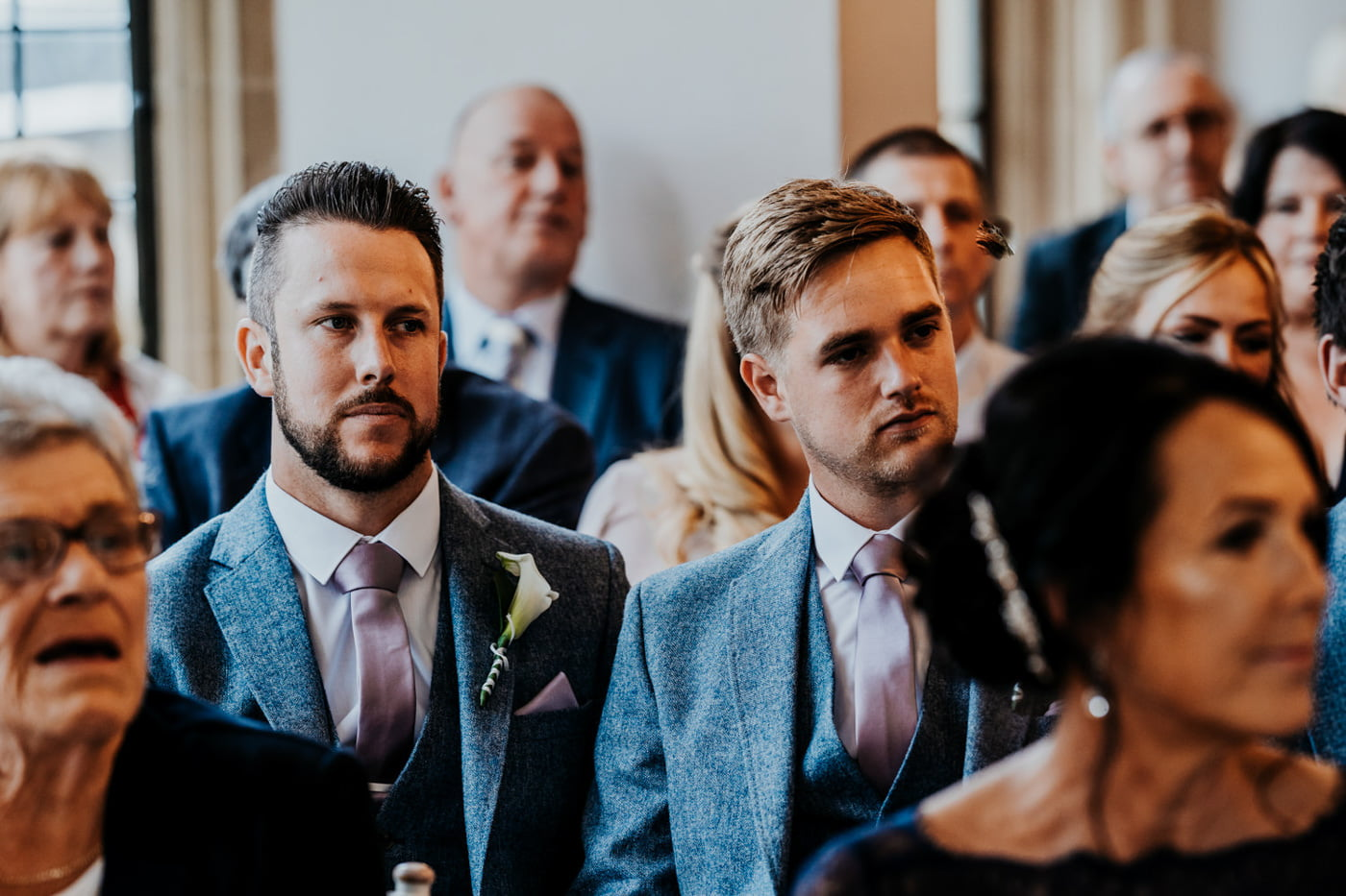 Char and Dexter, Coombe Lodge, Bristol 1
