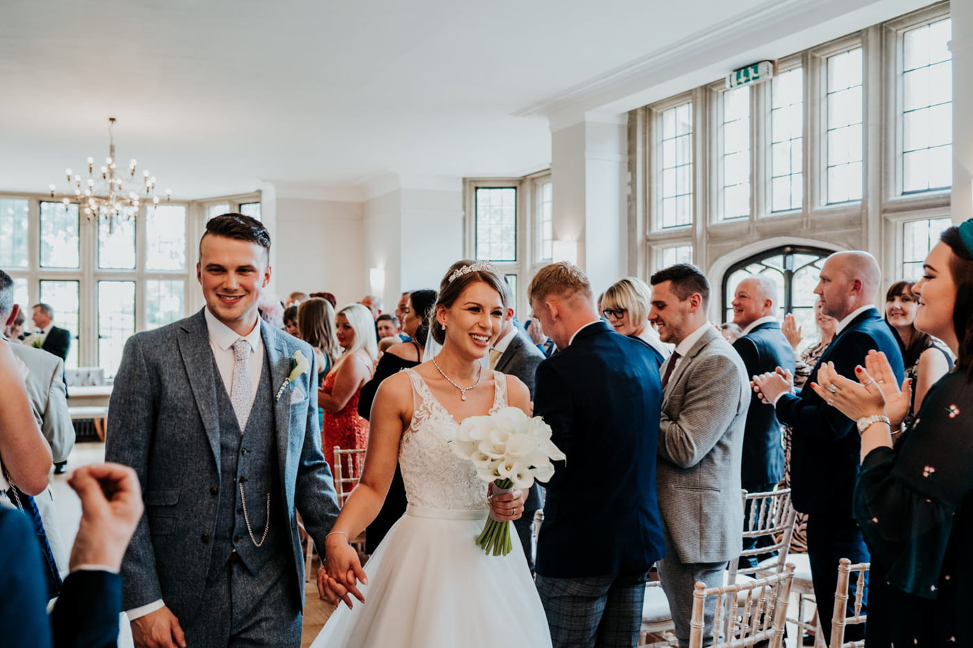 Char and Dexter, Coombe Lodge, Bristol 12