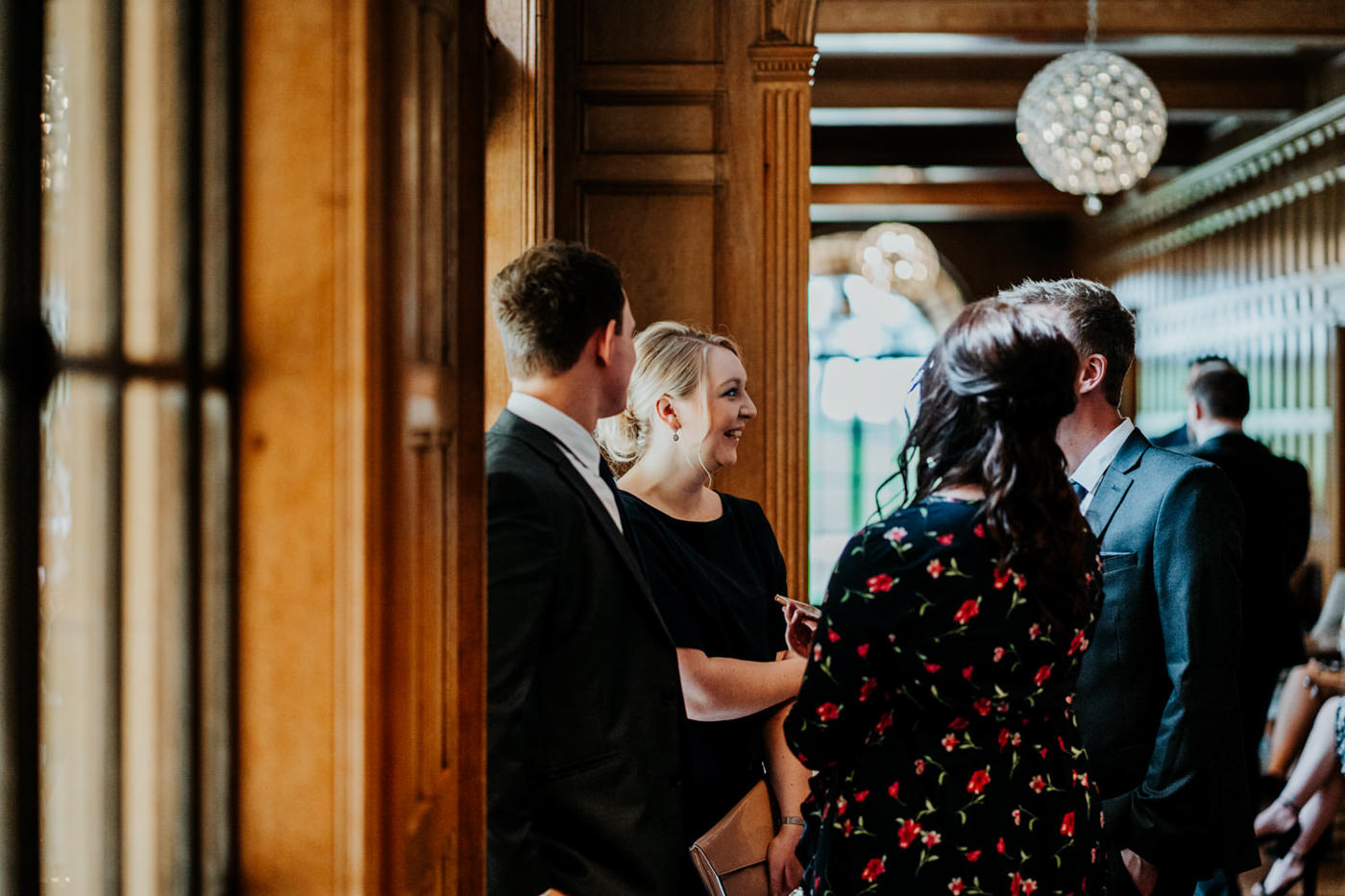 Amy and Rich, Coombe Lodge, Bristol 57