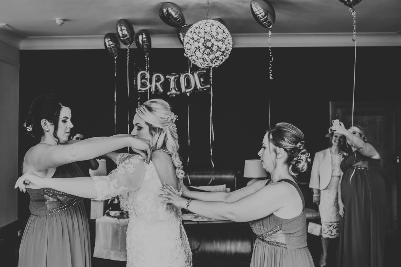 Amy and Rich, Coombe Lodge, Bristol 24