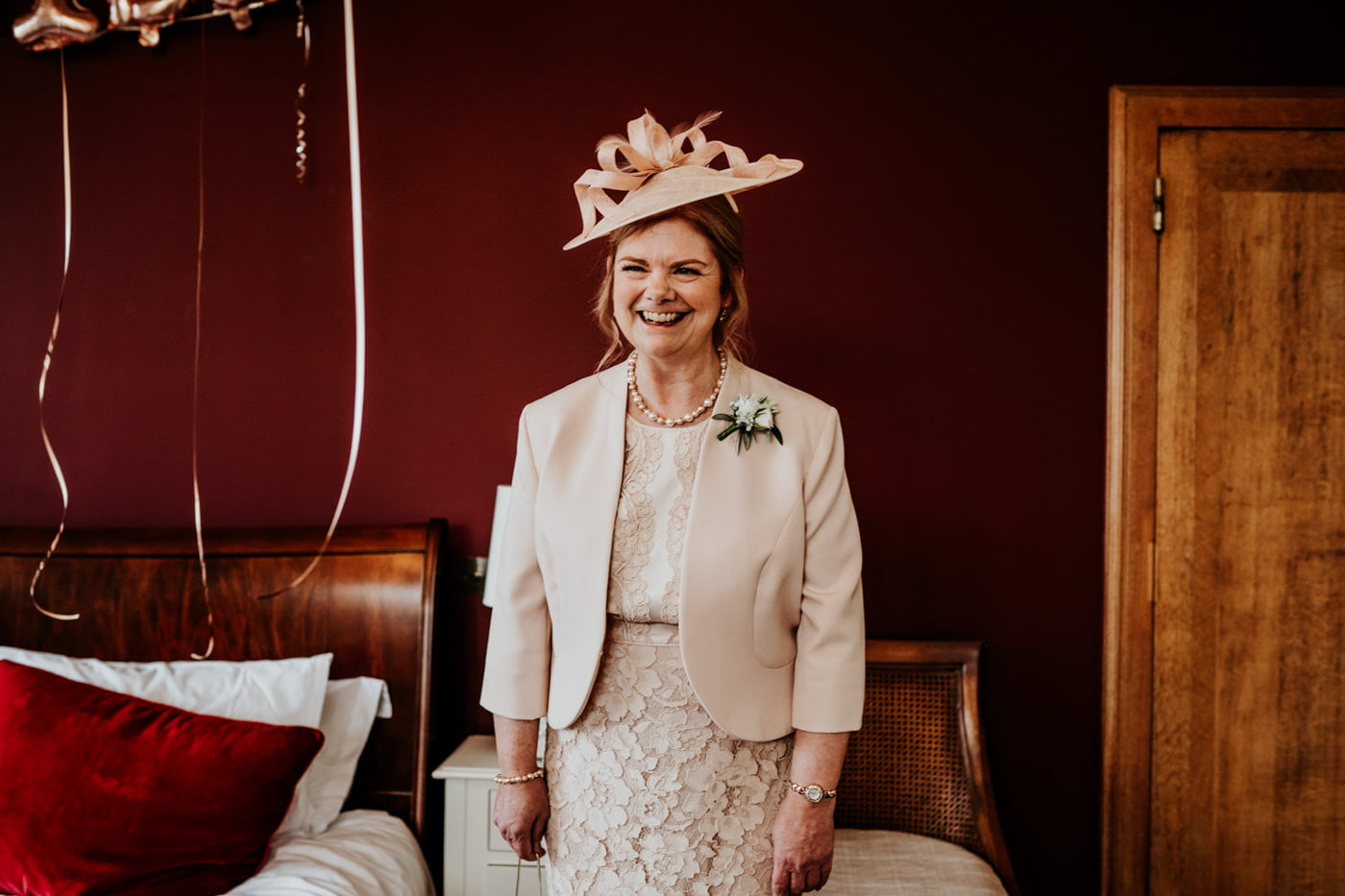 Amy and Rich, Coombe Lodge, Bristol 23