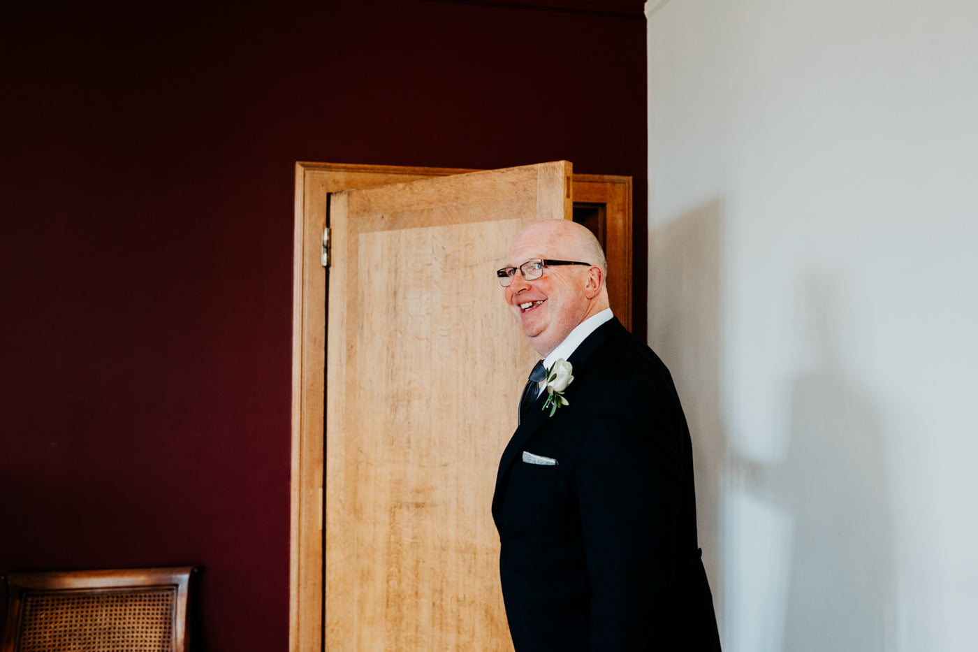 Amy and Rich, Coombe Lodge, Bristol 5