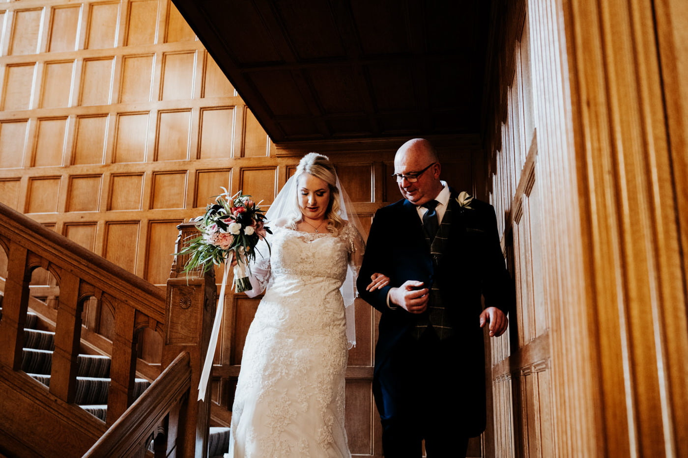 Amy and Rich, Coombe Lodge, Bristol 22