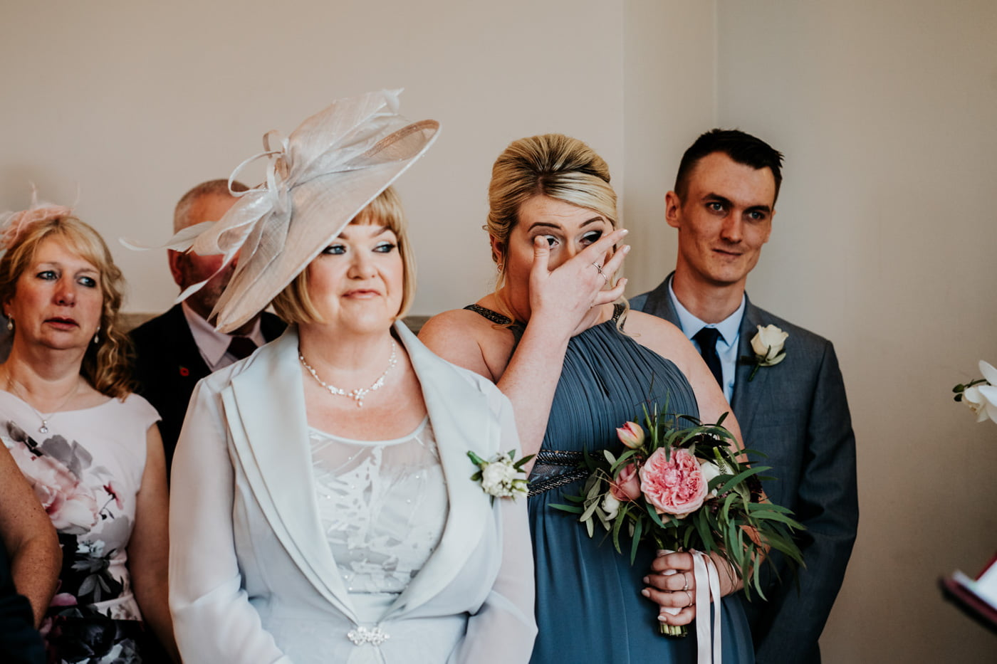 Amy and Rich, Coombe Lodge, Bristol 56