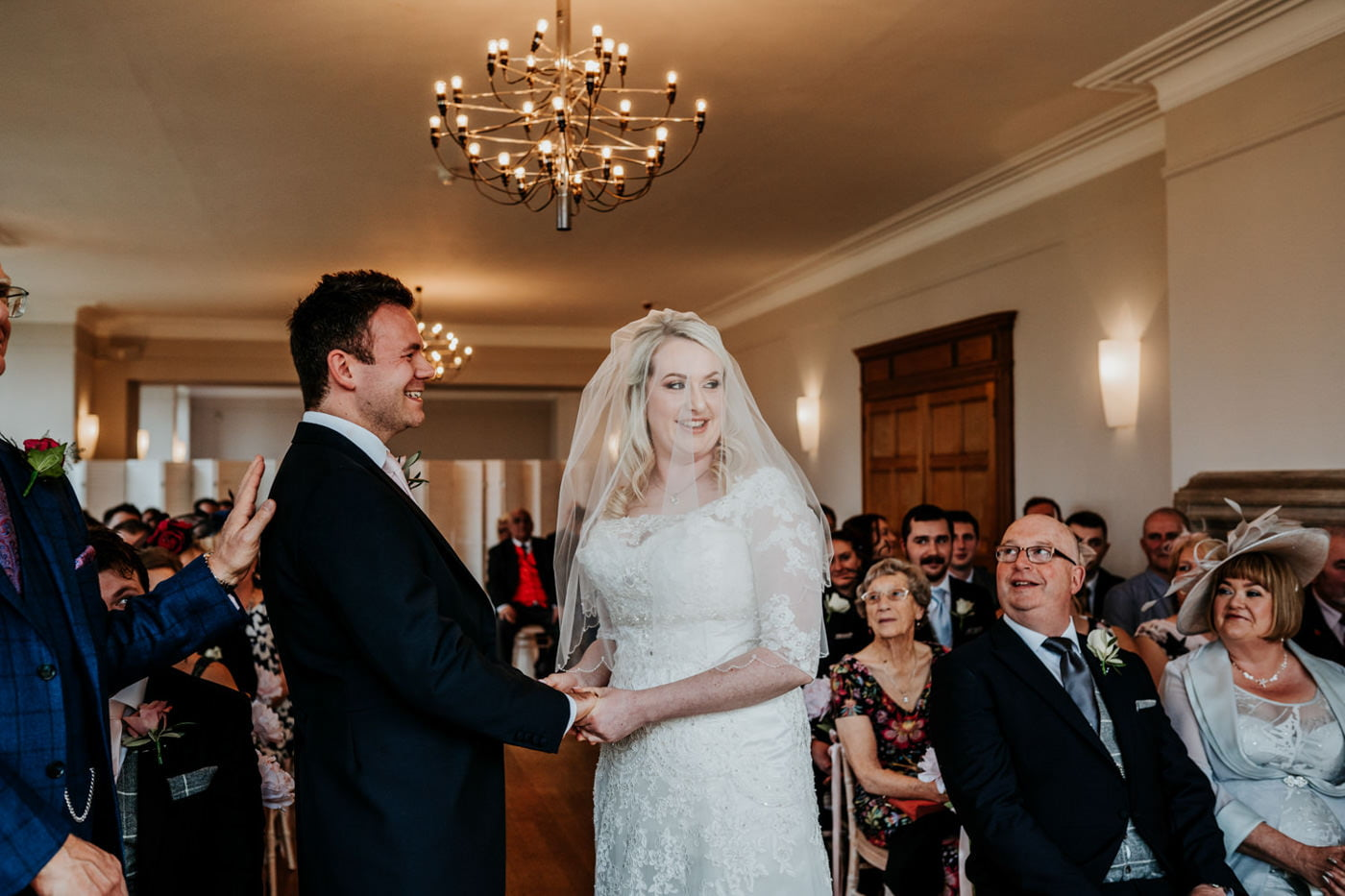 Amy and Rich, Coombe Lodge, Bristol 25