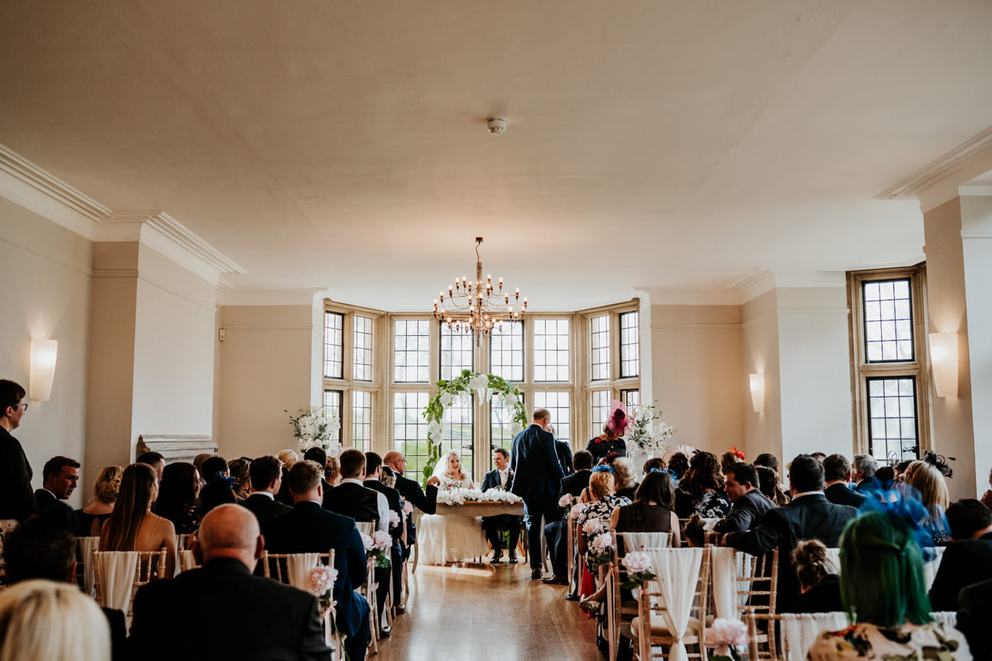 Amy and Rich, Coombe Lodge, Bristol 45