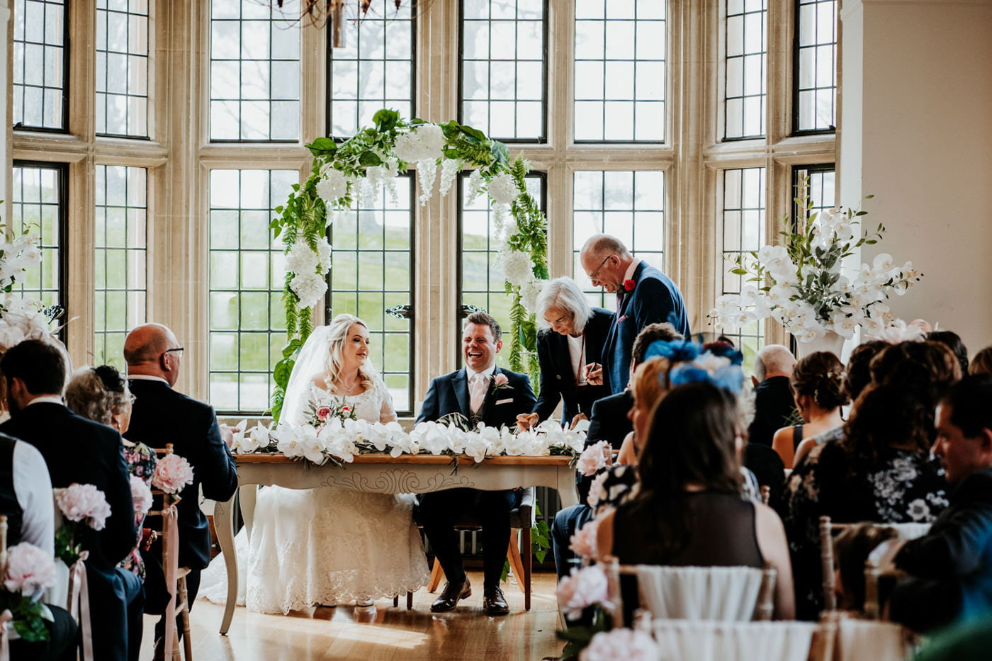 Amy and Rich, Coombe Lodge, Bristol 50
