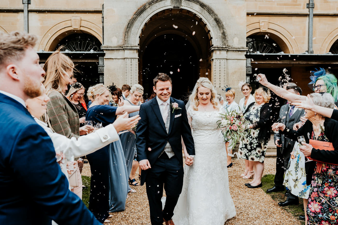 Amy and Rich, Coombe Lodge, Bristol 2