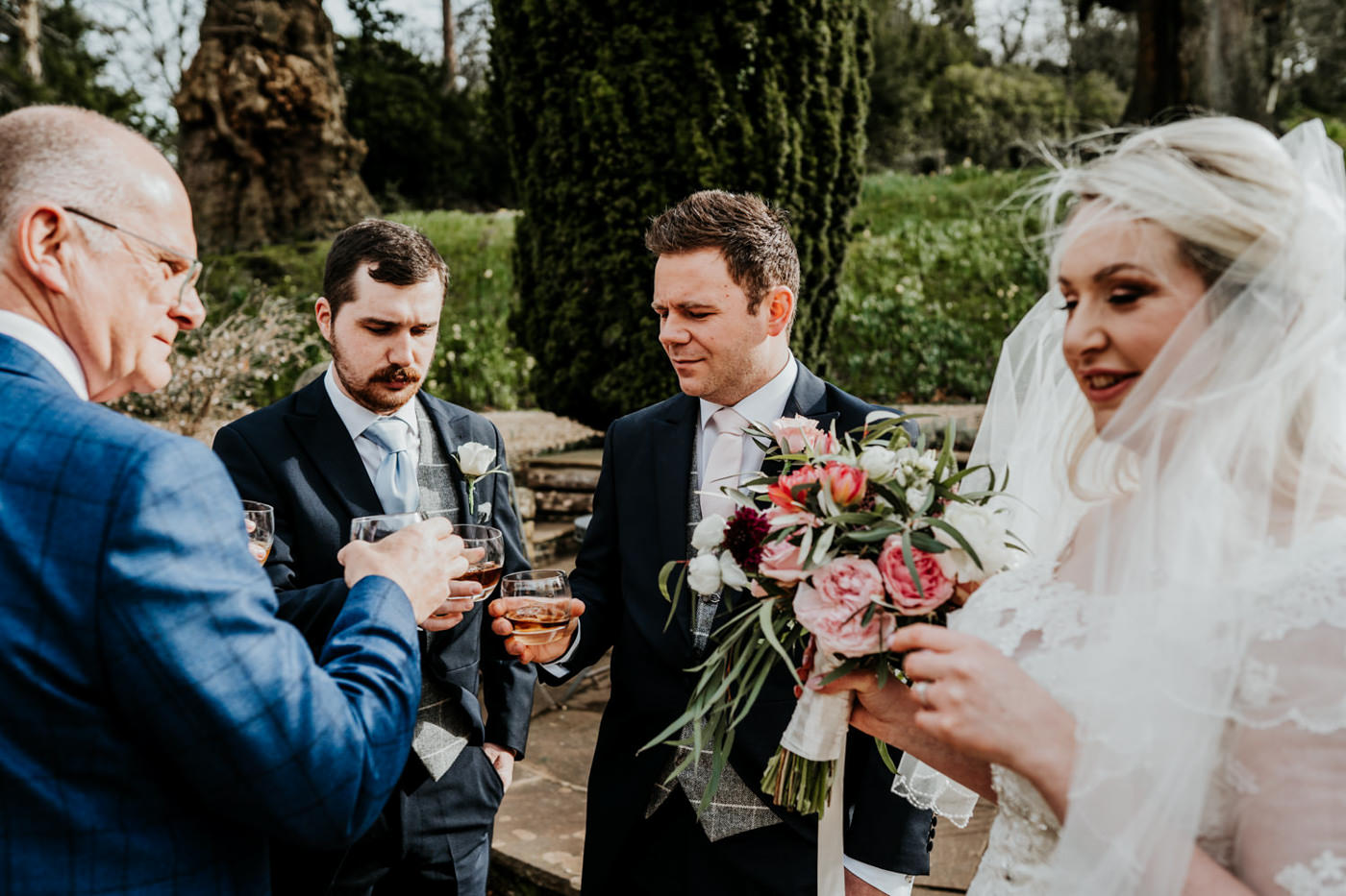 Amy and Rich, Coombe Lodge, Bristol 14