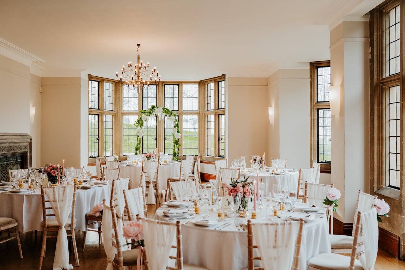 Amy and Rich, Coombe Lodge, Bristol 7