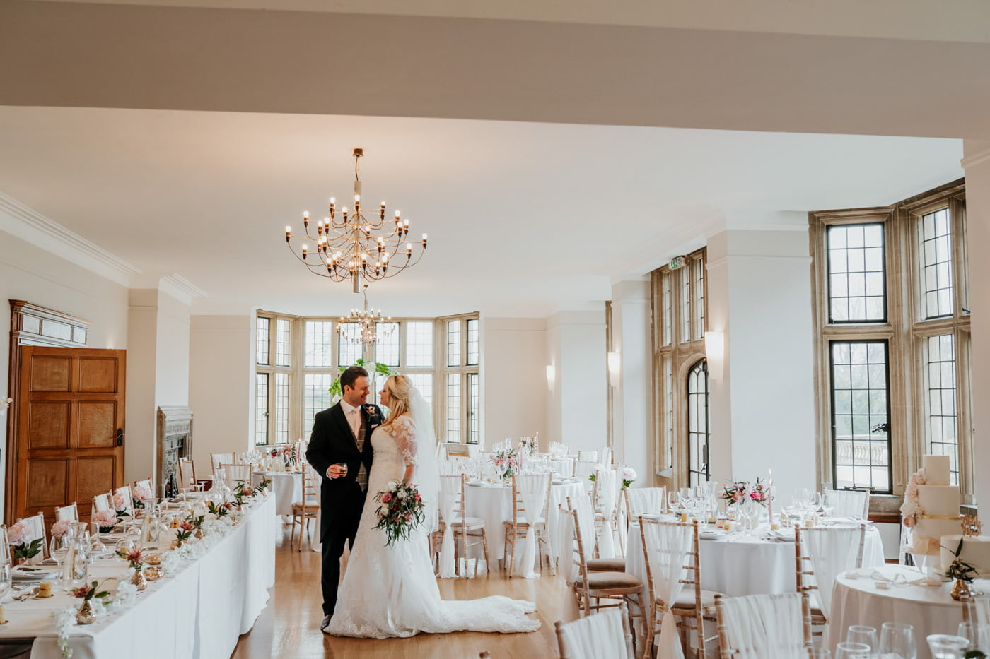 Amy and Rich, Coombe Lodge, Bristol 34