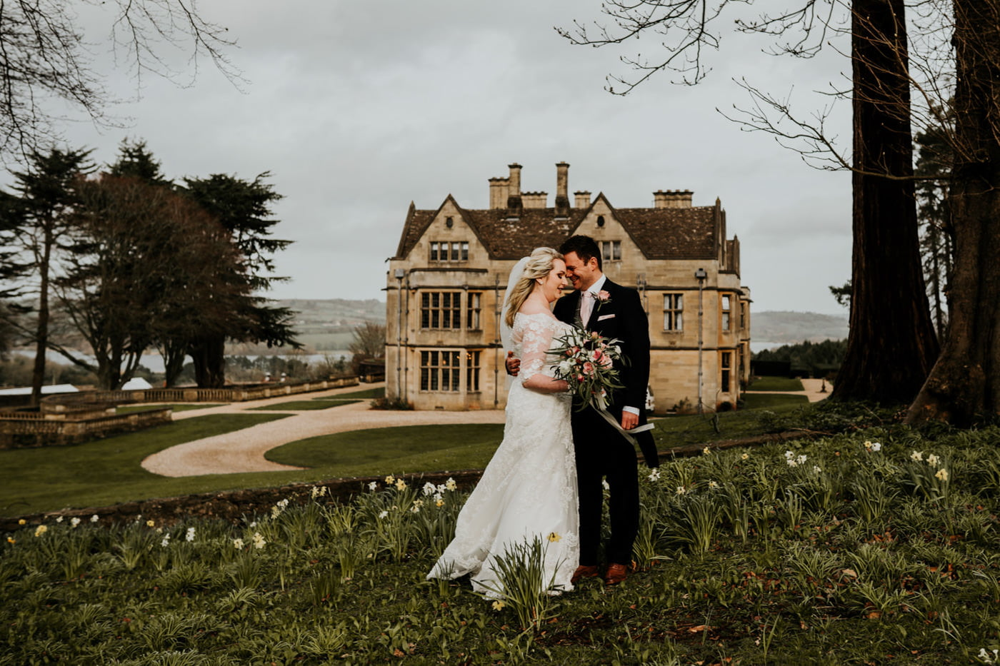 Amy and Rich, Coombe Lodge, Bristol 4