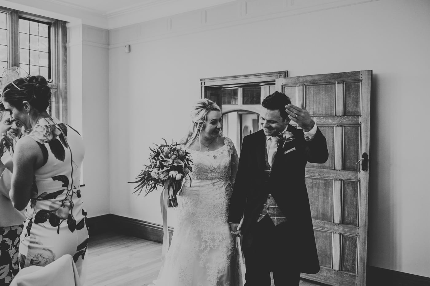 Amy and Rich, Coombe Lodge, Bristol 40