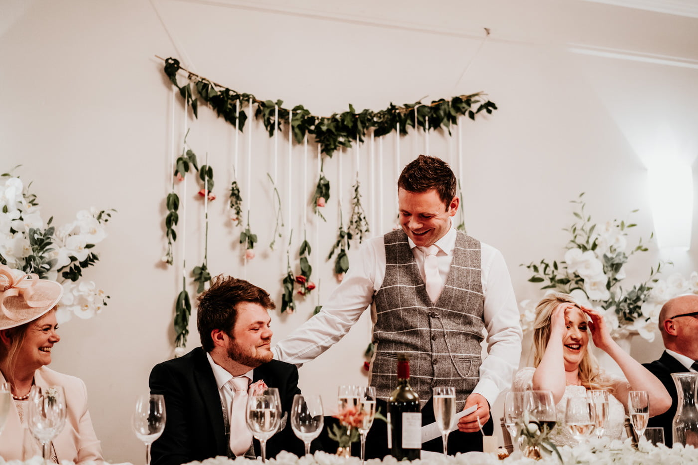 Amy and Rich, Coombe Lodge, Bristol 19