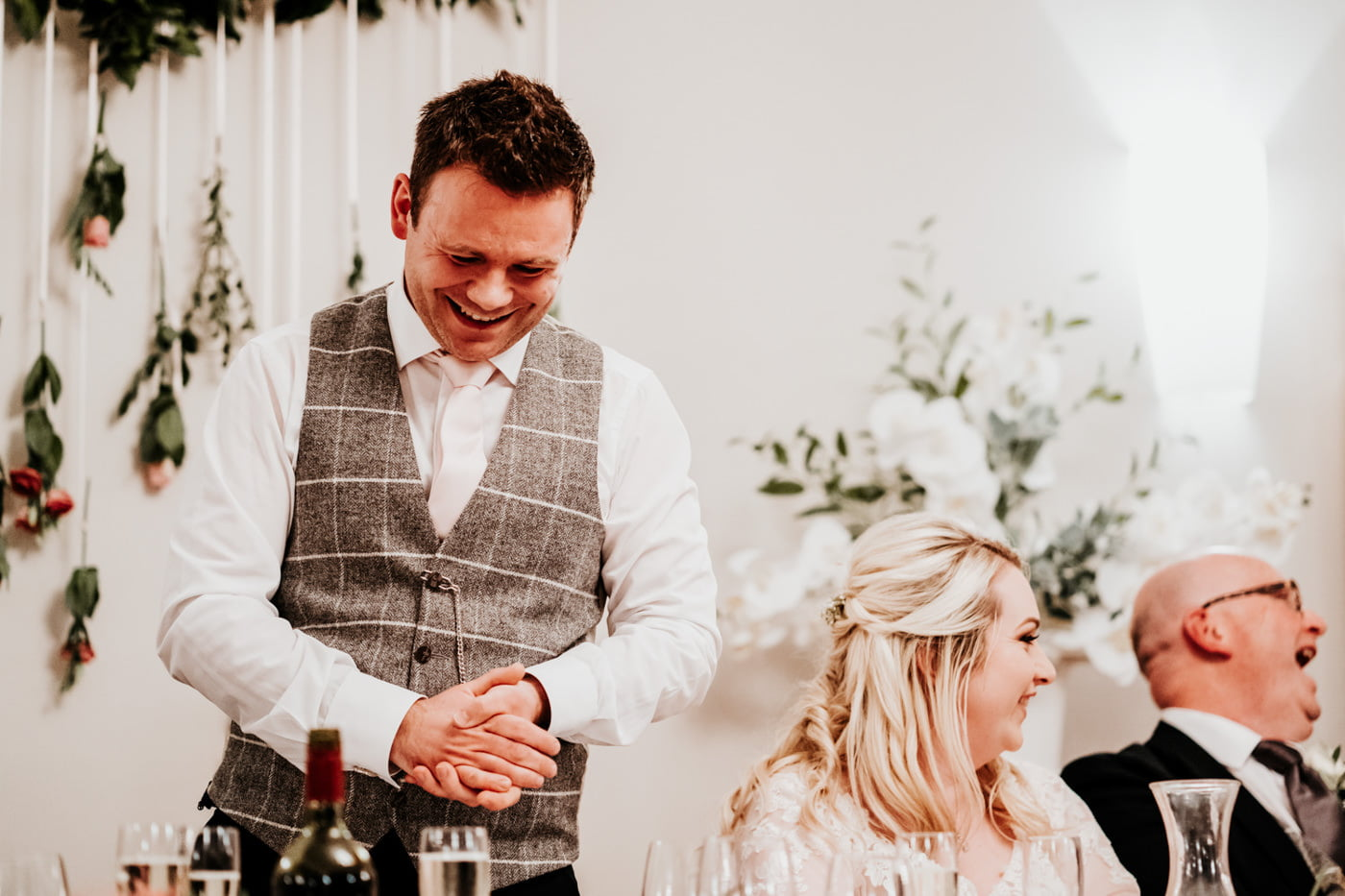 Amy and Rich, Coombe Lodge, Bristol 10