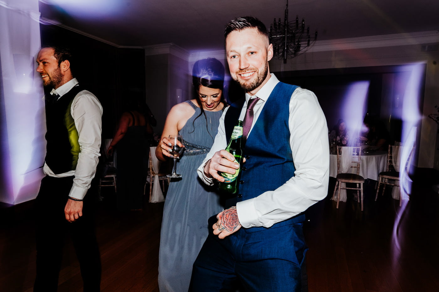 Amy and Rich, Coombe Lodge, Bristol 43