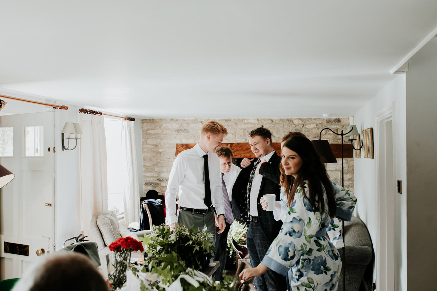 Amelia and Dave, Cripps Barn, Cotswolds 84