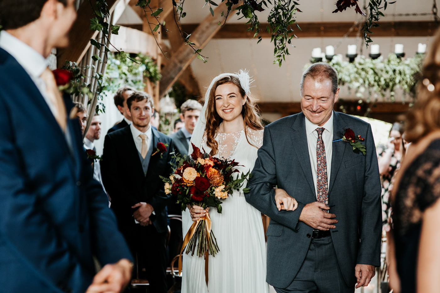 Amelia and Dave, Cripps Barn, Cotswolds 25