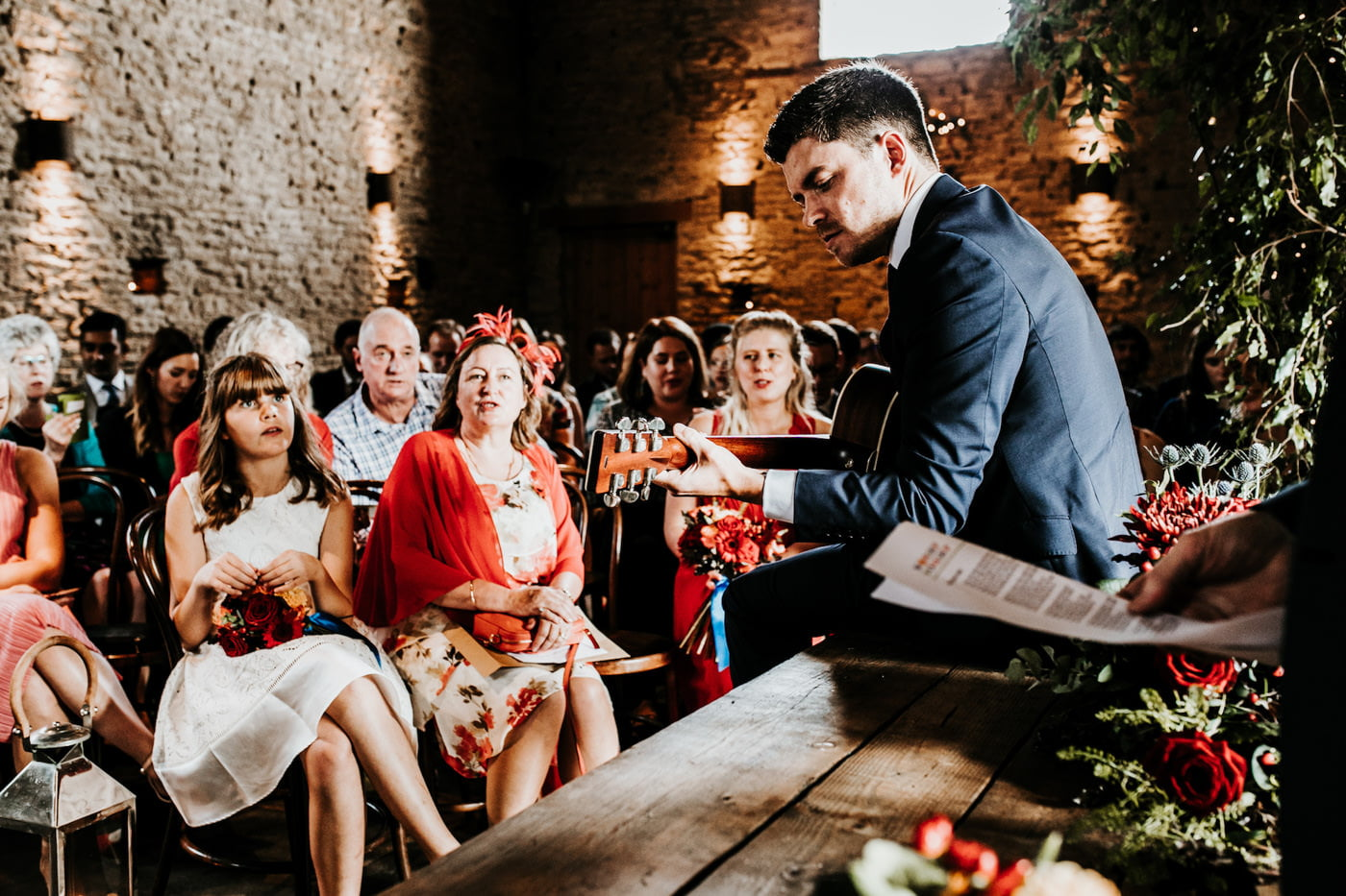 Amelia and Dave, Cripps Barn, Cotswolds 54