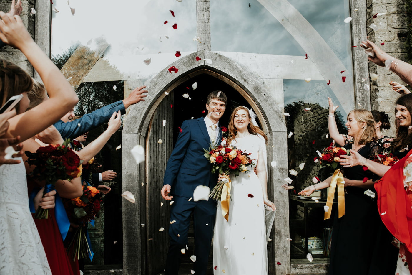 Amelia and Dave, Cripps Barn, Cotswolds 64