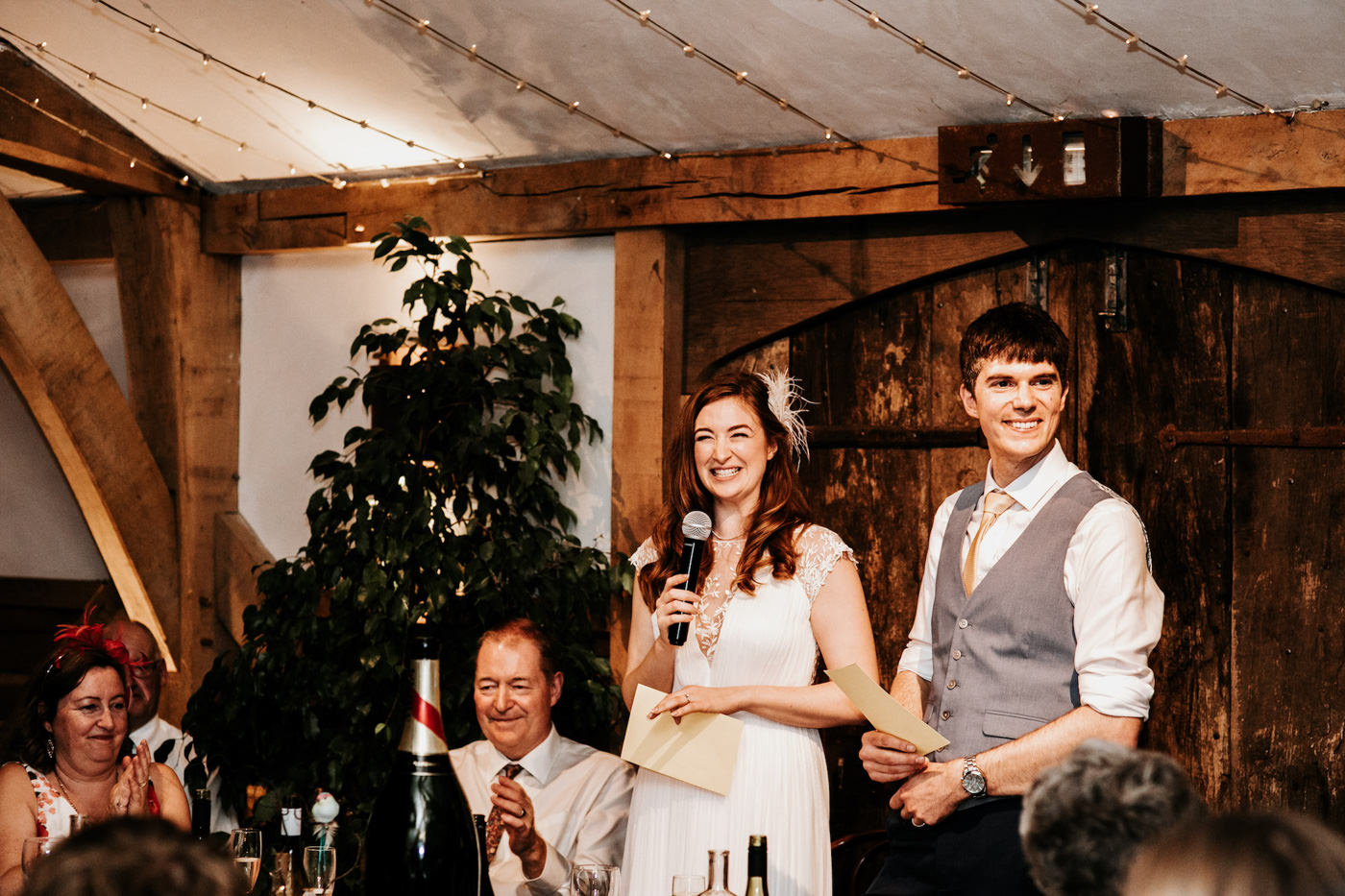 Amelia and Dave, Cripps Barn, Cotswolds 18